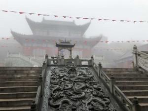 temple bouddhique de Fan Jing Shan