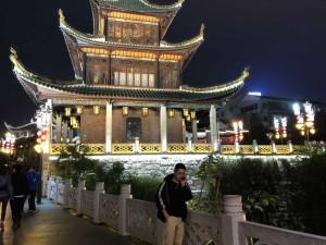 pagode à Guiyang