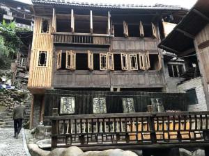 Village Miao ancien