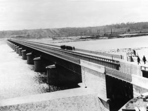 pont-canal de Briare, construit entre 1890 et 1896