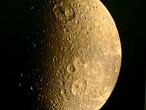 Dioné, satellite de Saturne
