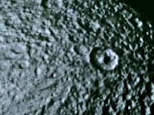 Théthys, satellite de Saturne