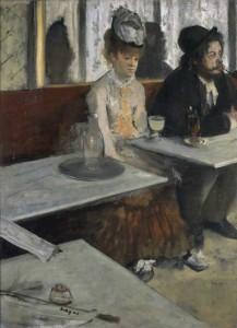L'absinthe, Edgar Degas - Musée d'orsay