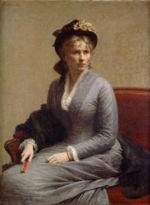 Charlotte Dubourg de Henri Fantin-Latour - Musée d'Orsay