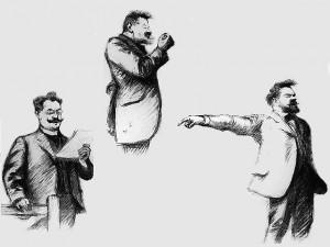 Congrès radical à Nancy octobre 1907