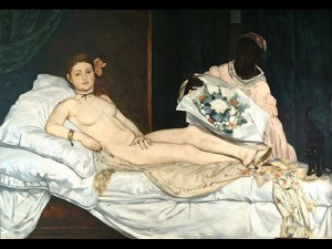 Olympia, d'Édouard Manet - Musée d'Orsay