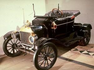 Ford T 1908 © Musée des arts et métiers