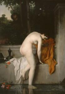 La chaste Suzanne de Henner - Musée d'Orsay