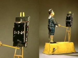 Jouet automate © Musée des arts et métiers, l'Album