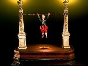 Gymnaste automate © Musée des arts ét métiers, l'Album