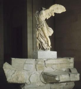 La victoire de samothrace - Musée du Louvre