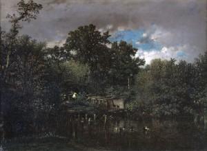 La vanne de Jules Dupré - Musée d'Orsay