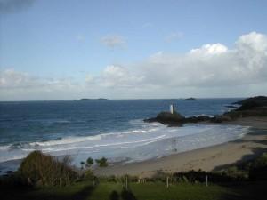 plage de La Fourberie
