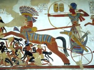 Temple de Beit-el-Wali  -  Ramsès II