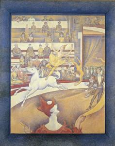 Le Cirque de George Seurat - Musée d'Orsay
