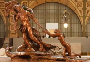 L'âge mur de Camille Claudel - Musée d'Orsay