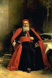 Le cardinal Lavigerie par Léon Bonnat