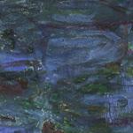 La touche chez Monet