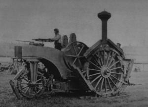 mécanisation de l'agriculture