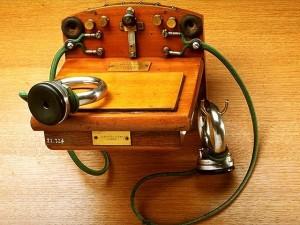 Le téléphone d'Ader