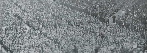 Manifestation des juifs de New-York -1929
