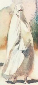 femme algérienne - 1939