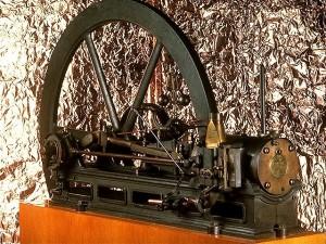moteur Lenoir © Musée des arts et métiers, l'Album