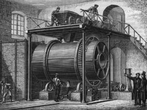 Fabrication de la soude procédé Solvay