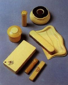 objets en celluloïd