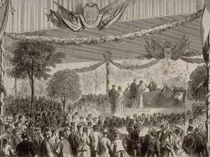 Grève des ouvriers du livre 1862