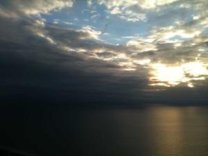 Cap Nord 2 h du matin - il était temps!