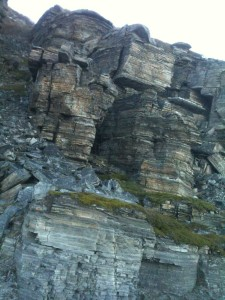stratigraphie - Norvège