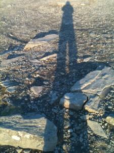 Mon ombre - 2 heures du matin