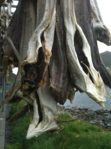 morue séchée - Norvège