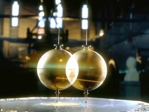 Pendule de Foucault © Musée des arts et métiers