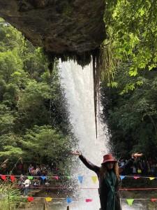 cascade à Daqikong
