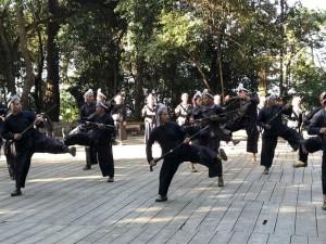 guerriers Basha - Guizhou
