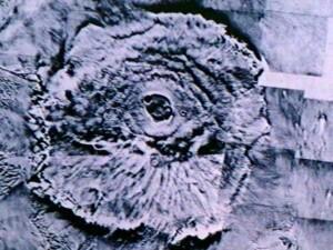 volcan martien